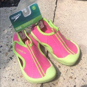 Speedo Toddler Girl Water Shoes
